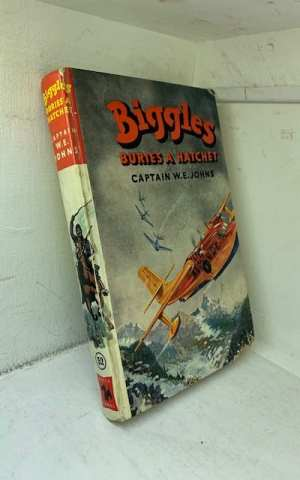 Biggles Buries a Hatchet