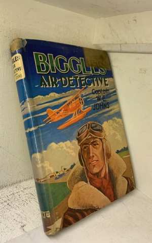 Biggles – Air Detective