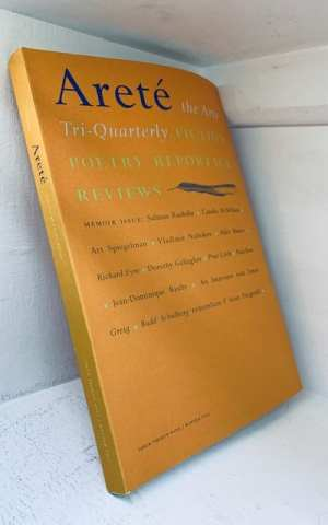 AretéŽ: The Arts Tri-Quarterly: 39 (Winter 2012)