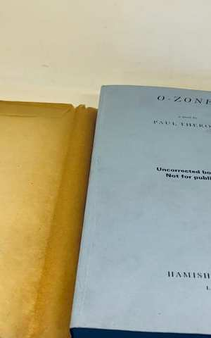 O-Zone (uncorrected proof)