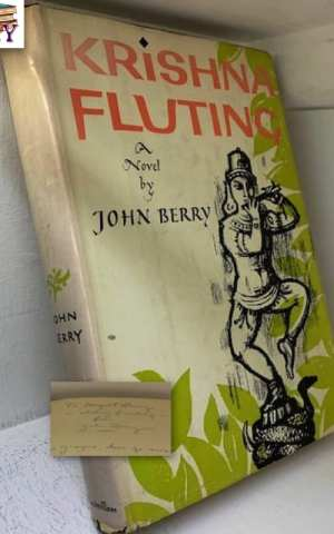 Krishna Fluting, a novel