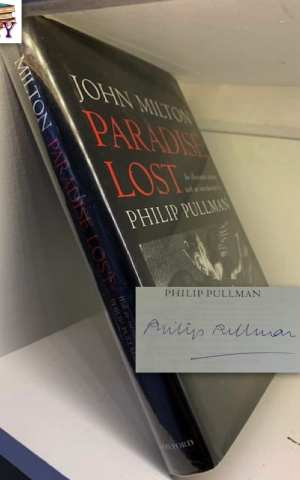 Paradise Lost (Pullman introduction, signed)