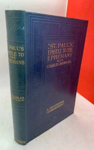 St Paul's Epistle to the Ephesians
