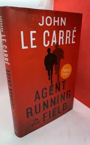 Agent Running in the Field (SIGNED)