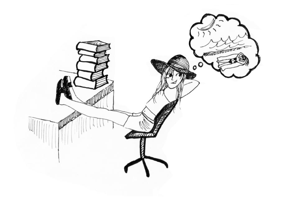 Late August Brings High Stress- Summer Assignments Take