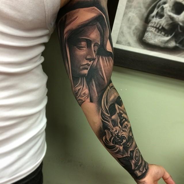 Ricardo Avila Tattoo Find The Best Tattoo Artists