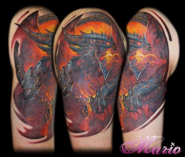 Custom Tattoo Tattoo- Find Artists In World