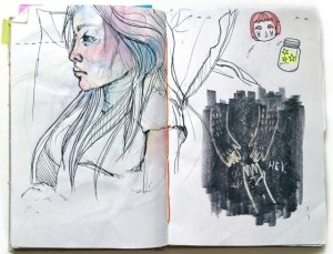Taken from 'Scrapbook' (2013).