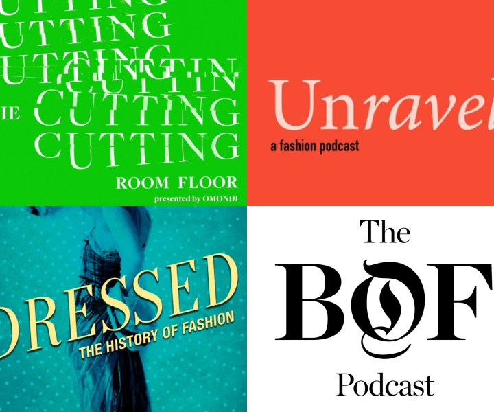 Ink has selected four podcasts that talk about fashion's past and present, and provide perspectives from many different backgrounds and areas of fashion.