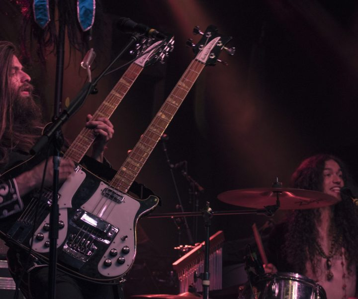 Last Monday night in front of a sold-out crowd, Crown Lands stole the stage at the Broadberry.