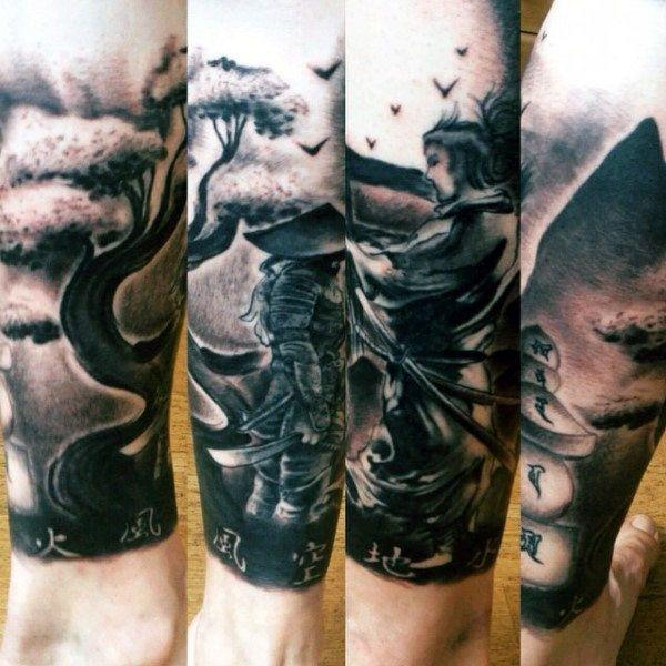 Japanese Tattoo Designs For Men