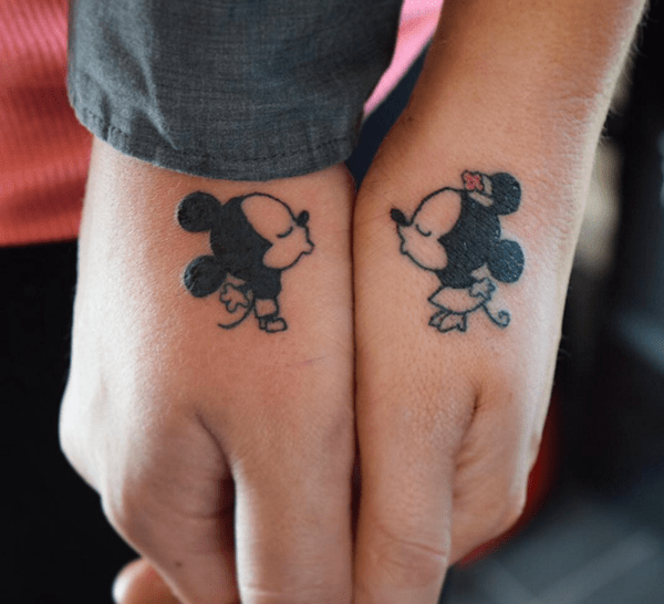 Simple Tattoos For Couples With Meaning