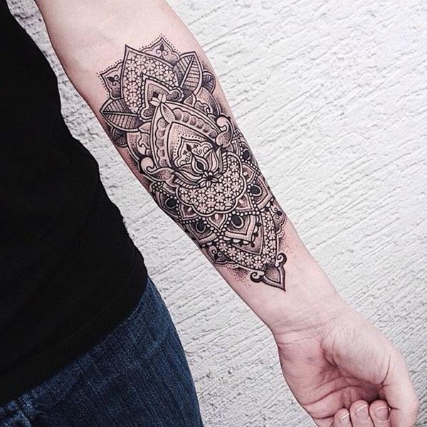 Geometric Tattoo Designs For Women