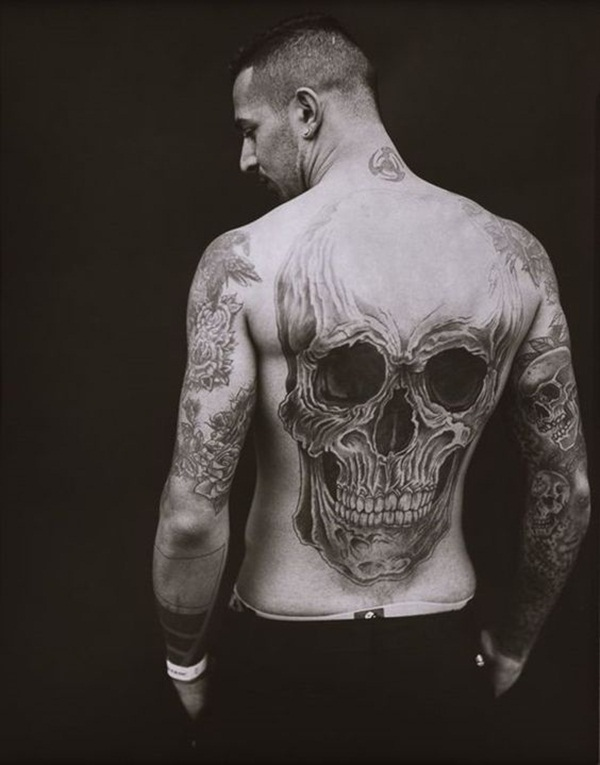 145+ Cool Skull Tattoos Not Only For Boys!