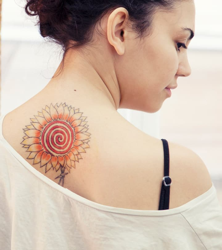 Best Tattoos For Womens Neck
