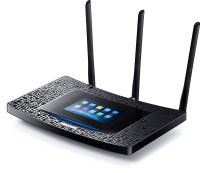 TP-Link AC1900 WirelessTouchscreen Router