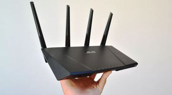 Cheap wireless router