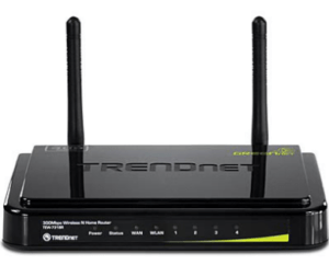 TRENDnet Wireless N 300