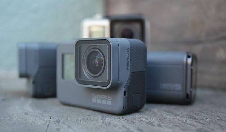 GoPro HERO6 SD Cards
