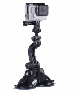 GoPro Double Suction CupMount