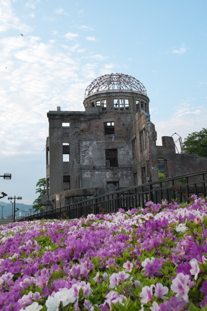 hiroshima Peace Memorial japan