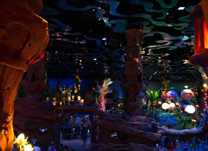 DisneySea disney sea tokyo Japan little mermaid lagoon