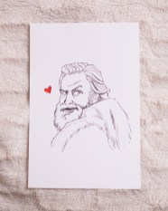 Game of Thrones - Inktober - Tormund Giantsbane