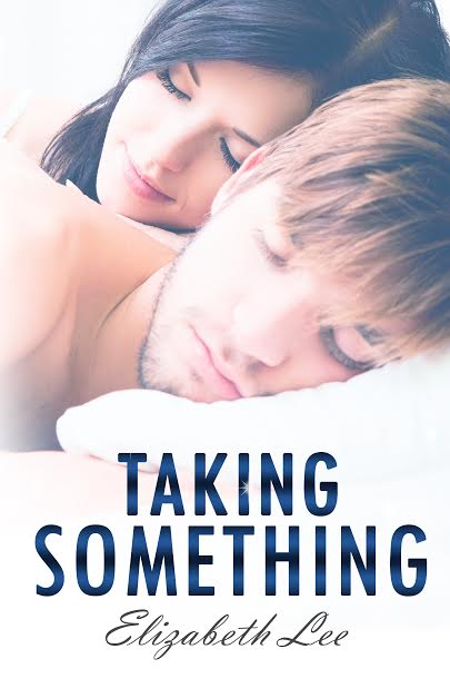 Taking Something -Front Cover