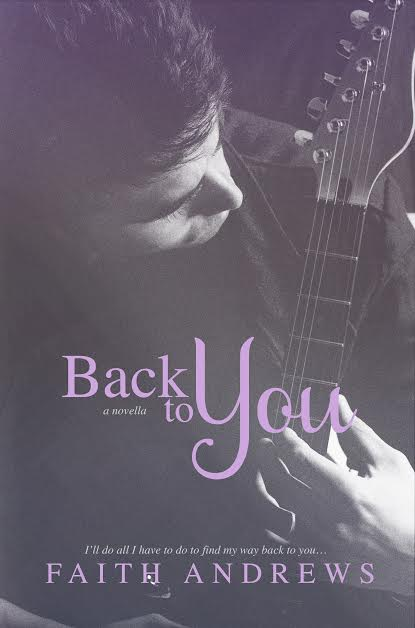 Back to You-Front Cover