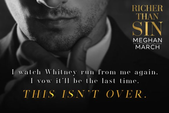 Oh so SEXY Cover Reveal!! RICHER THAN SIN by Meghan March | The Book