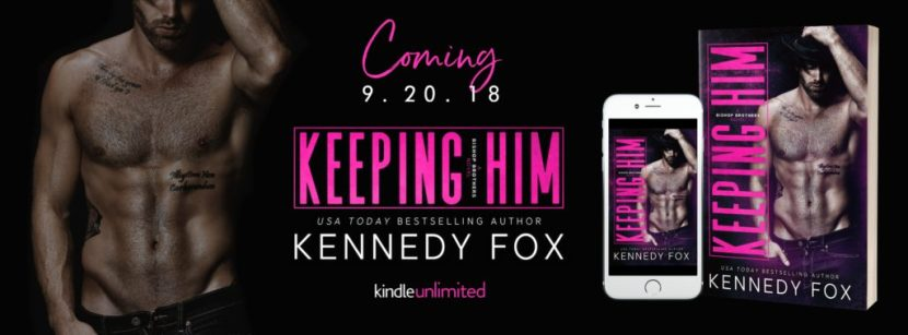 Keeping Him Cover Reveal