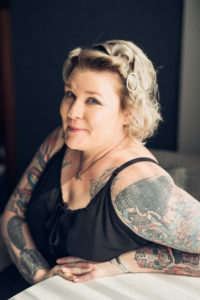 Jay Crownover author photo