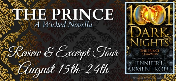 The Prince banner