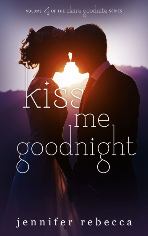 Kiss Me Goodnight cover