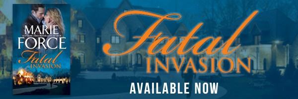 Fatal Invasion release blitz banner