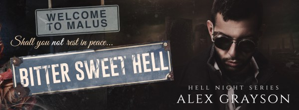 Bitter Sweet Hell cover reveal banner
