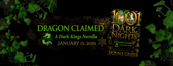 Dragon Claimed release day banner