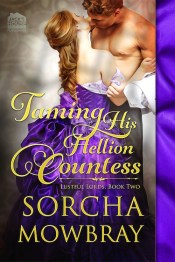 Taming His Hellion Countess cover