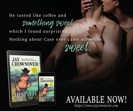 Justified by Jay Crownover New Release 4
