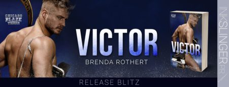 Victor releasebanner 1024x388 Victor by Brenda Rothert Release Day Blitz