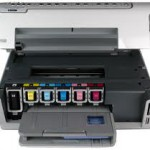 HOW DOES A INK JET PRINTER WORK?