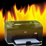 Can an Ink Cartridge explode in your printer?