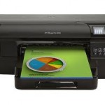 Is the HP Officejet Pro 8100 as good as a laser printer?
