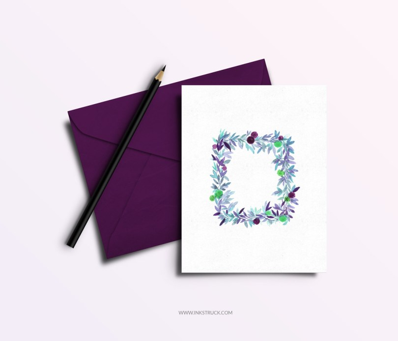 Free eid greeting card printable 2 inkstruck studio download a free watercolor greeting card printable for any occasion or festivalis post also m4hsunfo