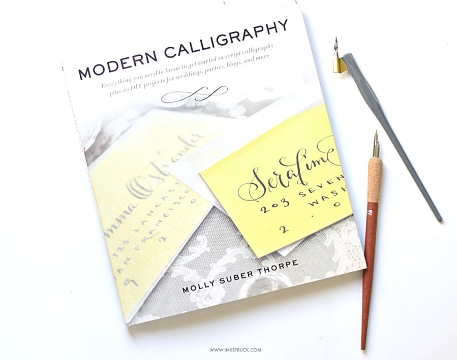 Beginner guide to calligraphy