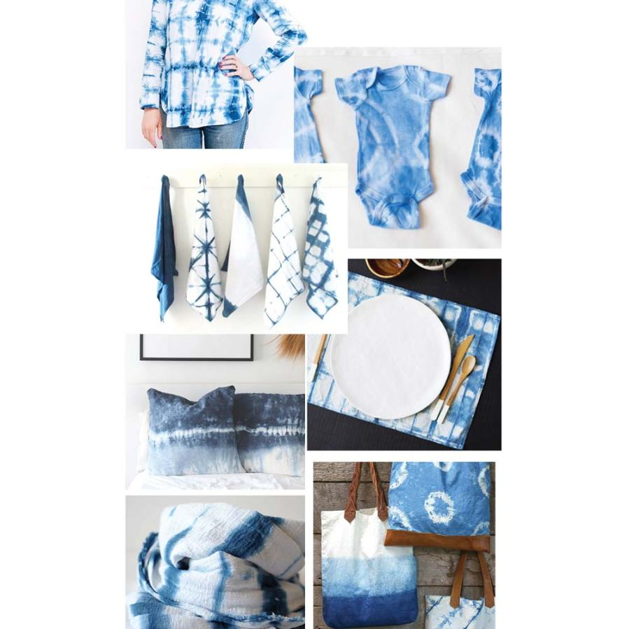 10 gorgeous DIY indigo dyeing projects - Inkstruck Studio