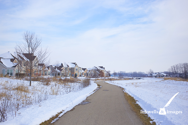 A Winter Walk | Inkwells & Images1