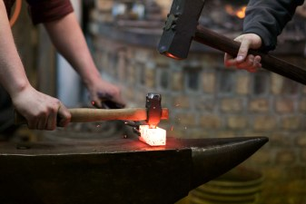 A Trip to the Blacksmith | Inkwells & Images