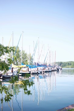 Sailing the Apostle Islands | Inkwells & Images