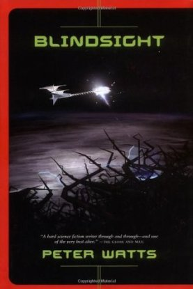 Book Cover: Blindsight by Peter Watts